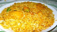 Shahjahani Biryani
