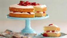 Microwave Vanilla Cake