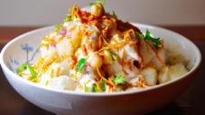 Dahi Chana Chaat