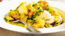 Sindhi Prawn Pilaf Recipe