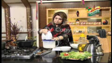 Pomegranate Souffle & Tikky Kabab with Chapli Kabab Masala By Shreen Anwer