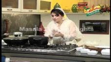 Raas Malai, Jalebi & Balo Shahi BY Rida Aftab