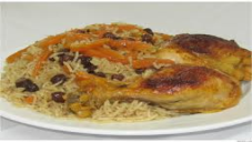 Afghani Pulao Recipe