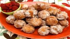 Bite Size Cake Doughnuts