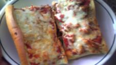 pizza patties