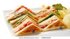 Baked Chicken Sandwiches