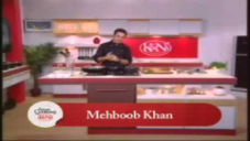 Lahori Chicken Karahi & Seekh Kabab Roll by Chef Mehboob
