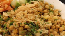 Aalo Chana Chaat