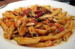 Chicken Pasta In Special Tomato Sauce Recipes Urdu English