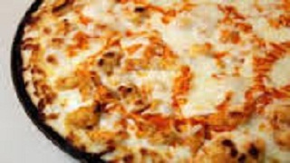 چکن ٹوئن پیزا