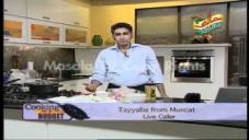 Matar Paneer Paratha & Chicken Sajji By Chef Tahir Chaudhry