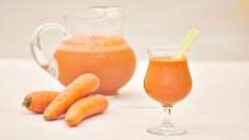 Carrot Juice By Chef Fauzia