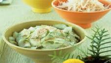 Cucumber Salad By Chef Fauzia