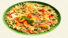 Mixed Vegetable Pulao (Sabzi Pulao)
