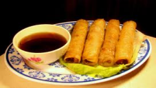 Chicken Spring Roll
