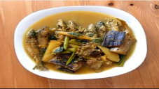 Tengra Macher Jhol - Tengra Fish Curry