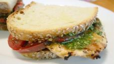 Tandoori Chicken Sandwich