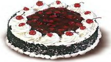 Black Forest Cake By Chef Fauzia