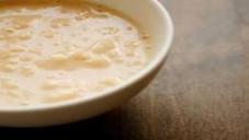 Rice and Molasses Pudding (Bellana)