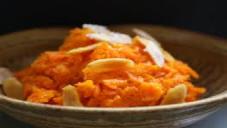 Carrot Pudding (Gajjar Kheer)