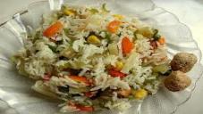 Vegetable Pulao 2 (Sabzi Pulao)