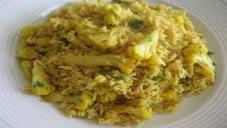 Cauliflower Pulao (Gobi Pulao)