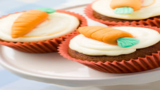 Carrot Cup Cakes