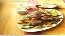 Skewered Meat Patties (Seekh Kababs)