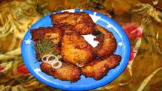 Spiced Fried Fish (Tali Machee)