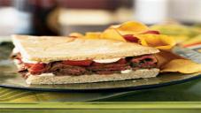 کلیجی کے سینڈوچ