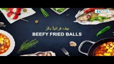 Beefy Fried Balls Recipe