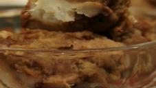 Sweet Potato Chocó Pudding