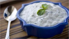 Yogurt And Cucumber Salad