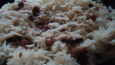Black-Eyed Peas Pulao (Lobya Pulao)