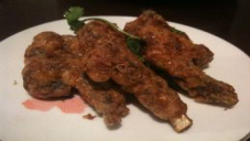 Spicy Mutton Fried Chops