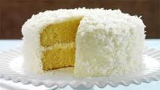 کوکونٹ کیک