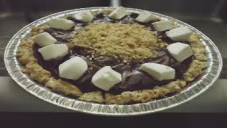 Baked Marshmallow Pudding