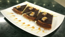 Crunchie Cheese Cake