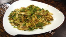Stir Fried Fish And Vegetable