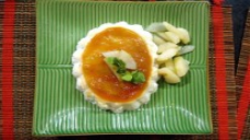 Russian Pear Pudding