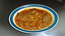 Mutton Madrasi Curry