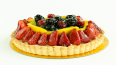 فروٹ ٹارٹ کیک