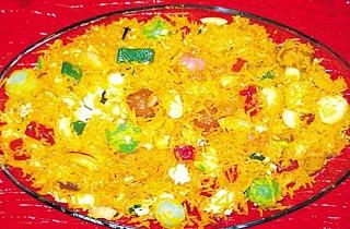 Zarda Recipe By Zubaida Tariq