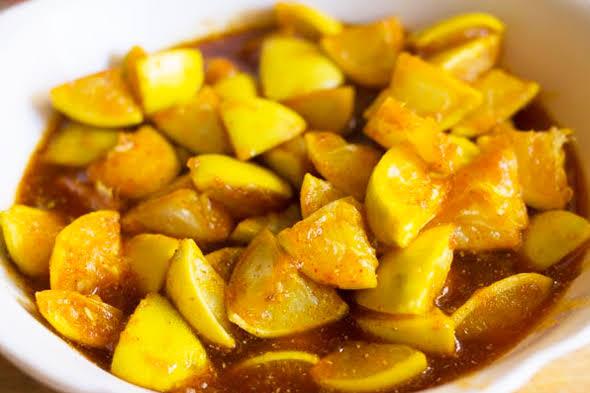 Lemon Pickle Nimboo Ka Achar Recipe