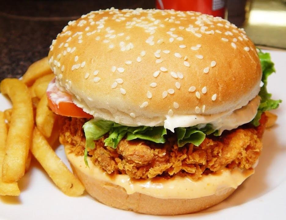 Kfc Zinger Burger Recipe Cook With Hamariweb Com