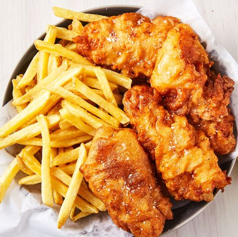 Crispy Fish And Chips Cook With Hamariweb Com