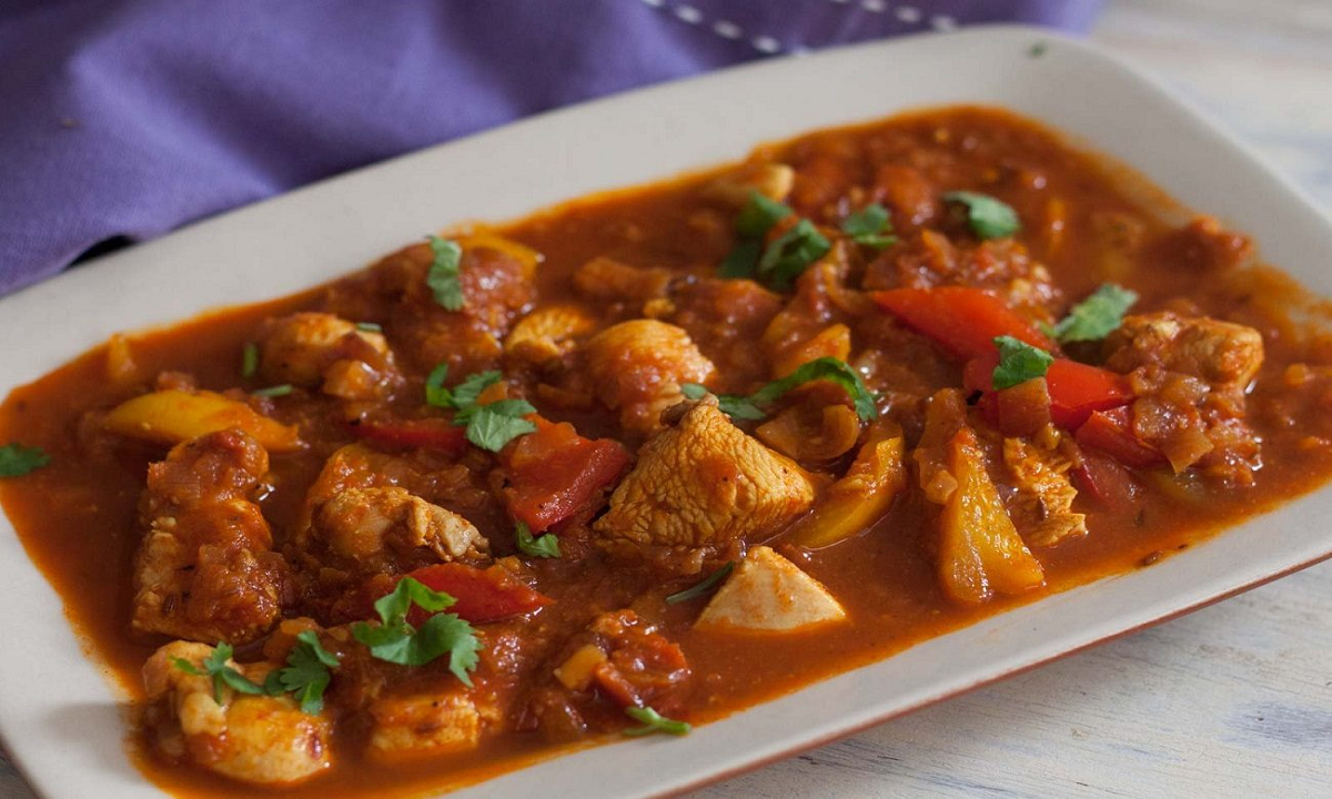 Chicken Jalfrezi Recipe By Zubaida Tariq Cook With Hamariweb Com