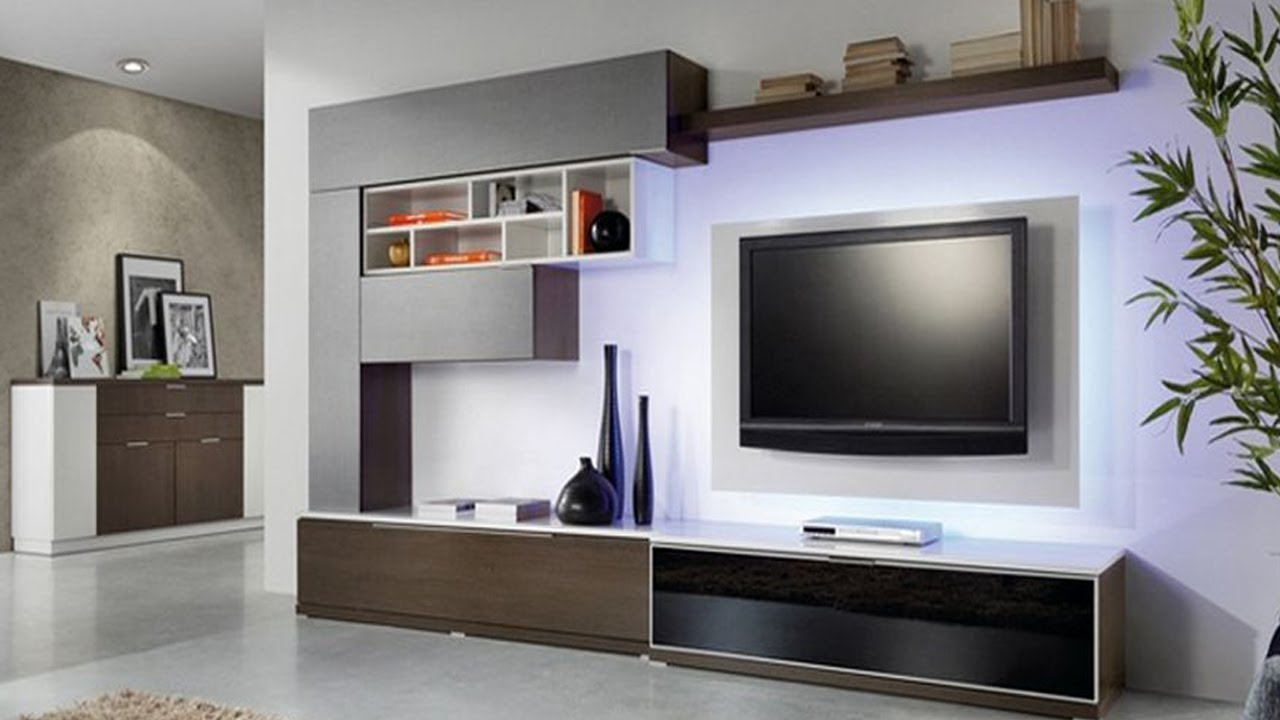 Unique Lcd Wall Units Designs - Home And Kitchen Tips And ...